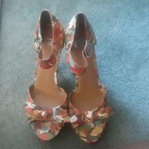Gianni Bini High Heel Sandals
